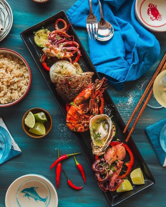 3 nhà hàng hải sản giá dưới 1 triệu đồng tại TP HCM 2