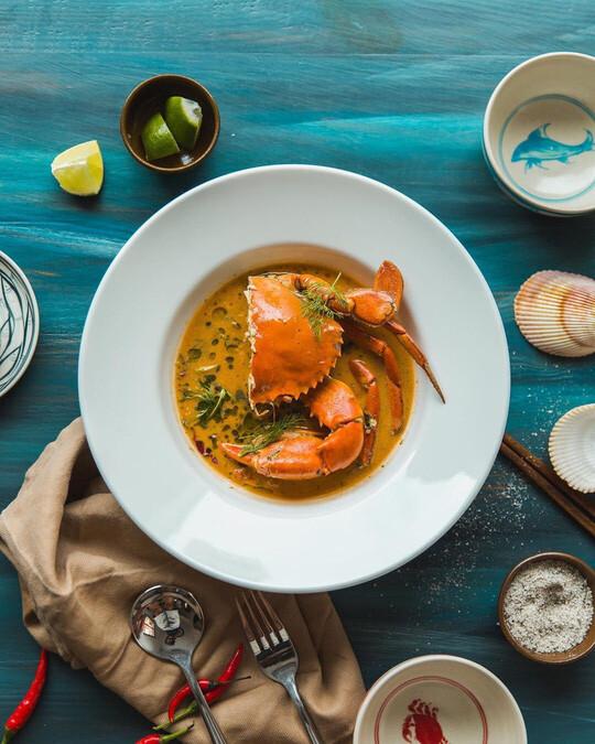 3 nhà hàng hải sản giá dưới 1 triệu đồng tại TP HCM 3