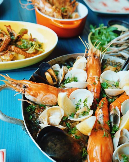 3 nhà hàng hải sản giá dưới 1 triệu đồng tại TP HCM 4